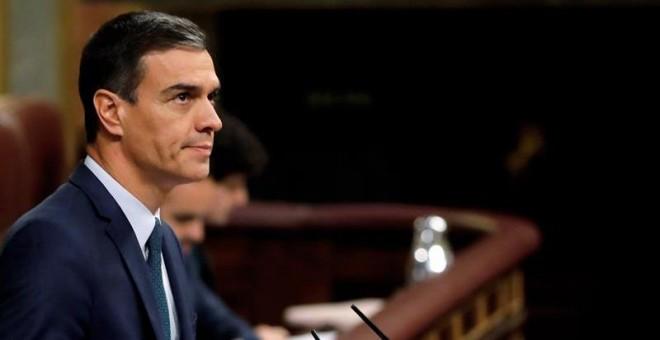 El Congreso rechaza la investidura de Sánchez por segunda vez con 124 síes, 155 noes y 67 abstenciones