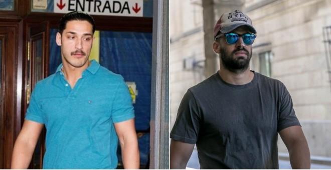 La Audiencia de Navarra condena a más de tres años de prisión a dos miembros de 'La Manada' por grabar la violación