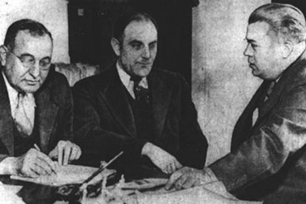 El hombre que vendió dos veces la Torre Eiffel para hacer chatarra y timó a Al Capone