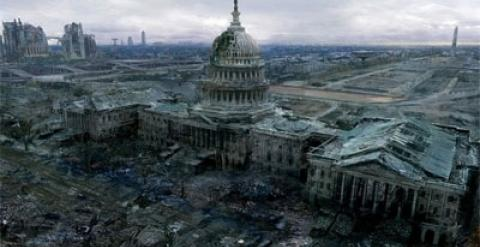 Rusia bombardea Washington y comienza la 3ra guerra mundial