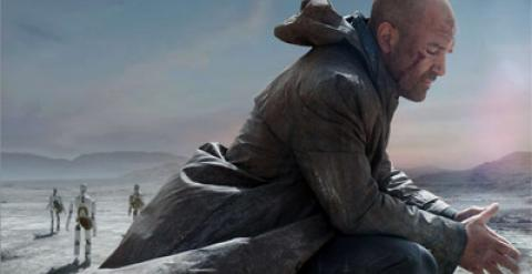 Antonio Banderas produce y protagoniza 'Autómata'.