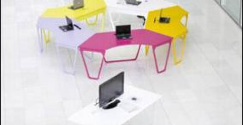 Muebles de oficina inteligentes p blico for Muebles de oficina ourense