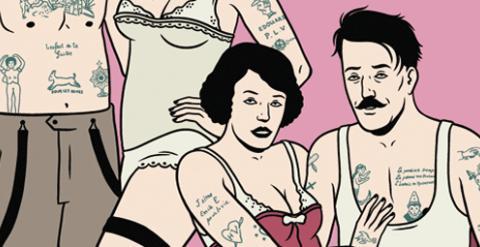 prostitutas de la calle follando tatuajes de criminales y prostitutas libro