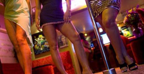 prostitutas vih legalizacion prostitución