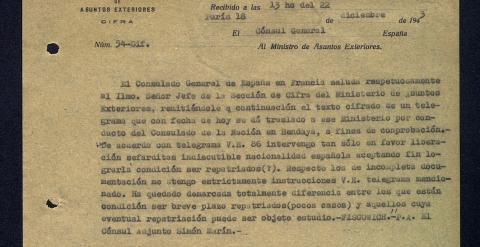 Telegrama de