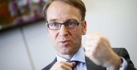 El presidente del Bundesbank, Jens Weidmann. -REUTERS