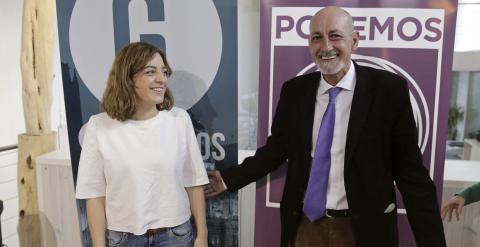 La candidatura unitaria de Ganemos y Podemos para Madrid será un nuevo partido