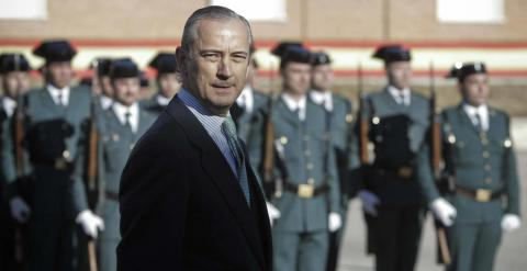 El director general de la Guardia Civil, Arsenio Fernández de Mesa. (EFE)