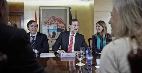 Rajoy The Family Watch EFE