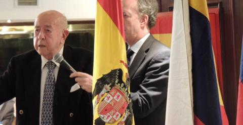 """El suegro de Gallardón afirma que el alzamiento de Franco fue """"una necesidad histórica"""" 553fa3572ef76"""