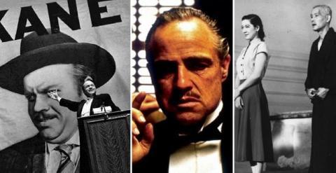 Las diez mejores películas de las historia según 358 directores