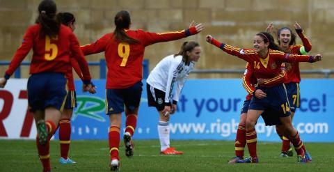 La selección española de fútbol jugará en Canadá su primer Mundial.