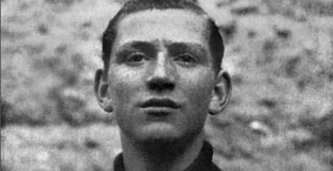 Marcos Ana en 1939 en la prisión de Porlier