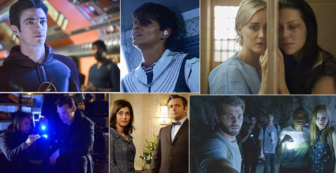 'The Flash', 'The Strain', 'Extant'... muchos estrenos para este verano