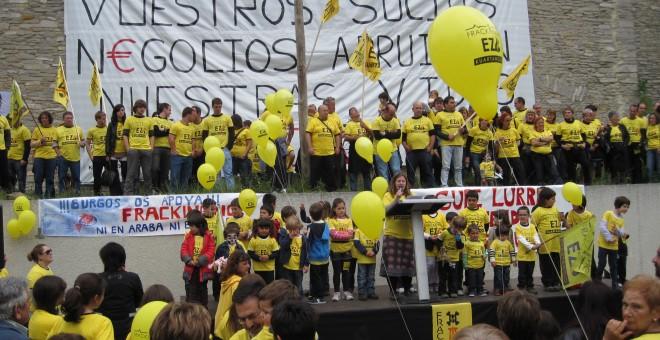 Fracking: ¿fractura hidraúlica y social?