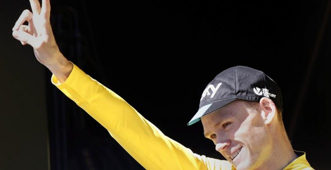 Christopher Froome.- EFE