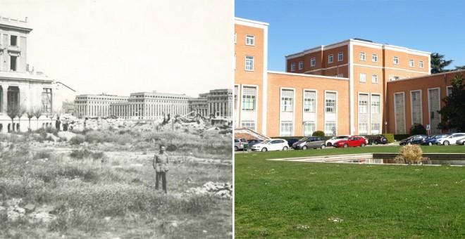 Escuela de Agrónomos 1939 / 2015