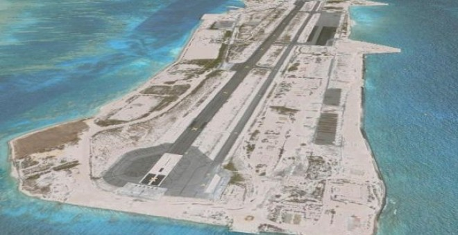 AEROPUERTO JOHNSTON ATOLL, EEUU