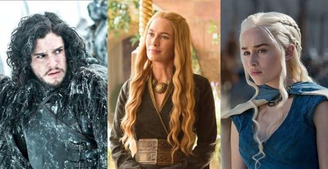 Explicación peinados juego de tronos Imagen De Tendencias De Color De Pelo - 'Juego de Tronos': ¿Qué hacían sus protagonistas antes de ...