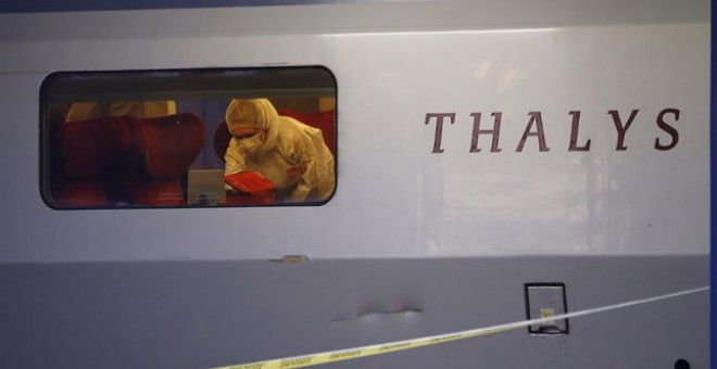 Tren Thalys./ Pascal Rossignol / Reuters