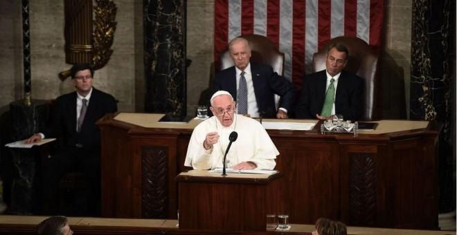 El Papa pide 'abolición mundial de la pena de muerte' en su viaje a EEUU