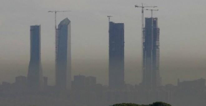 Madrid limita la velocidad a 70 kilómetros por la contaminación