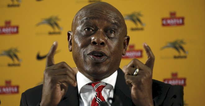 Tokyo Sexwale. /REUTERS