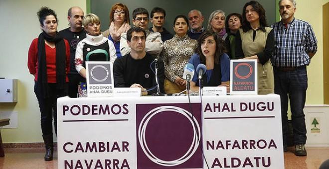 Resultado de imagen de Podemos y Bildu