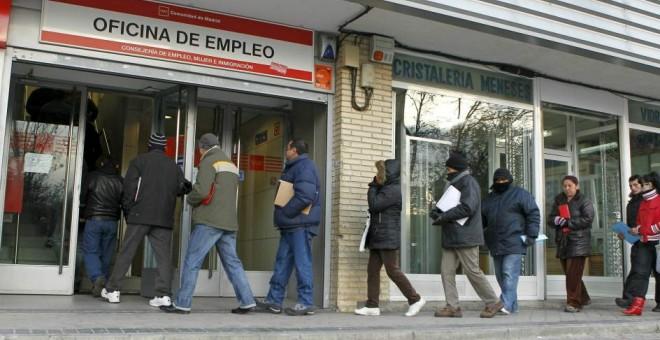Unidad Popular propone un plan de empleo y formación a 600.000 parados de larga duración. / EFE