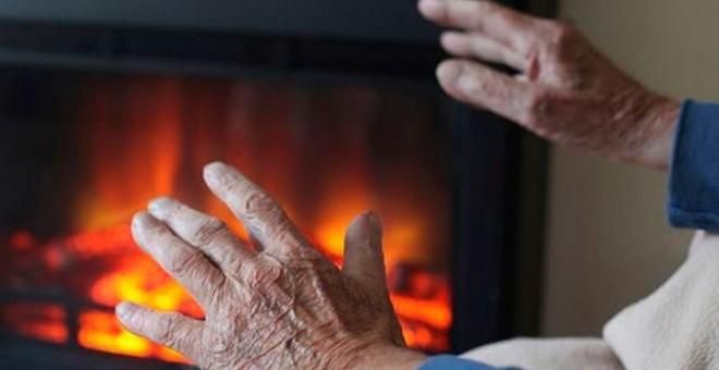 Las bajas temperaturas provocan problemas de salud que favorecen el aumento de la mortalidad entre mayores de 60 años