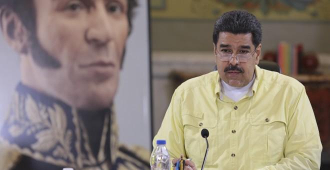El presidente de Venezuela, Nicolás Maduro. - REUTERS