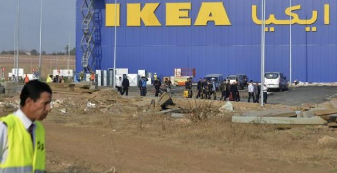 Vista de la tienda Ikea en Casablanca (Marruecos).- ABDELHAK SENNA (EFE)