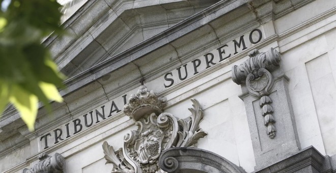 Tribunal Supremo. / EUROPA PRESS