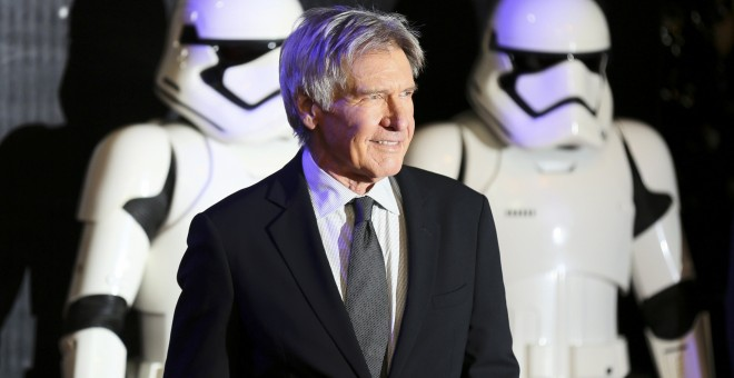 Harrison Ford./REUTERS