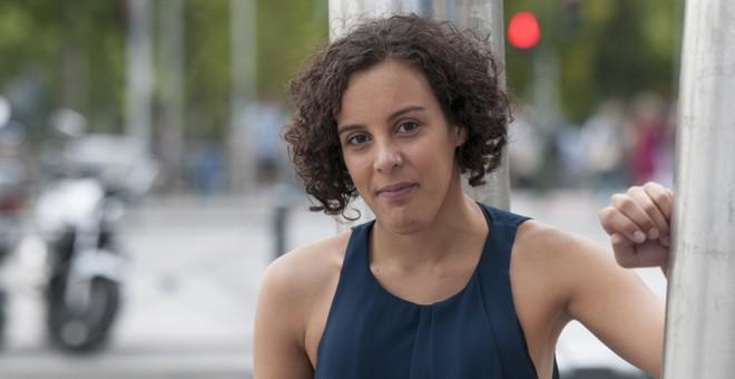 Nagua Alba, nueva secretaria general de Podemos en el País Vasco.