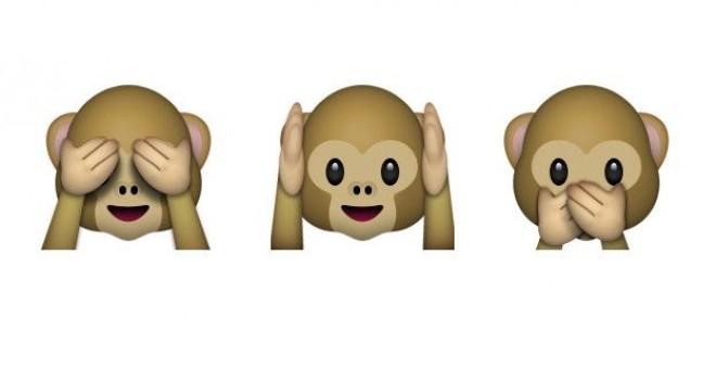Sabes realmente lo que significan los \'emojis\' de los tres monos de ...