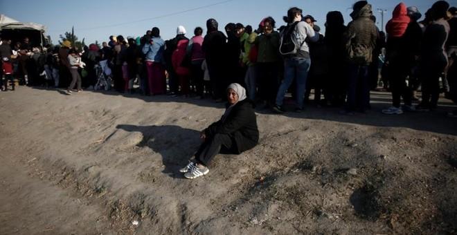 El tráfico de personas en Europa mueve cifras millonarias