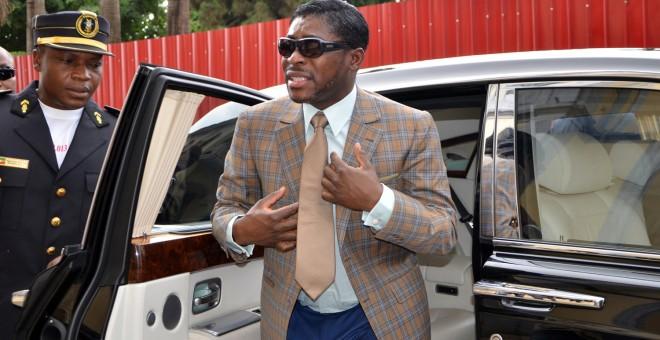 Teodoro Nguema Obiang, ´Teodorín´, en una fotografía de junio de 2013. - AFP