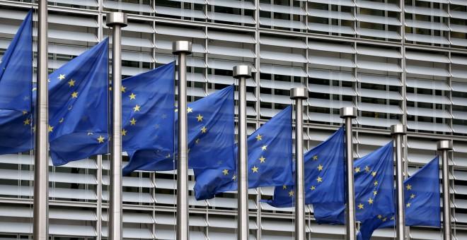 El grupo de Los Verdes en la Eurocámara presenta un borrador de protección de reveladores de secretos. REUTERS/Francois Lenoir