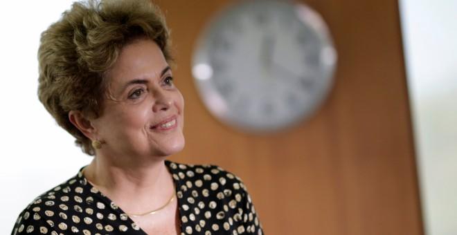 La presidenta de Brasil, Dilma Rousseff. - REUTERS
