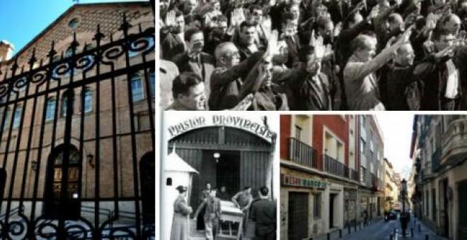 El mapa de torturas del Madrid del franquismo