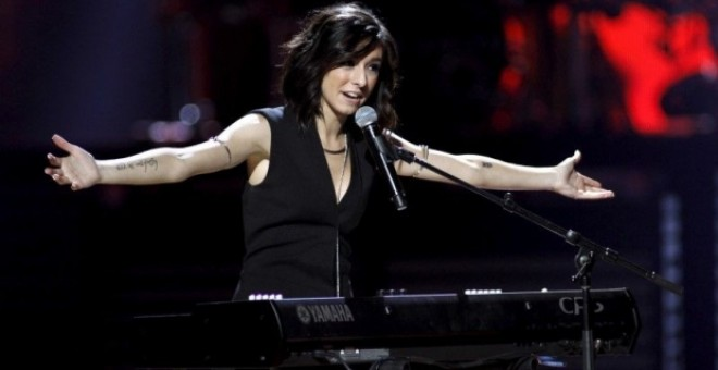 Christina Grimmie./ REUTERS