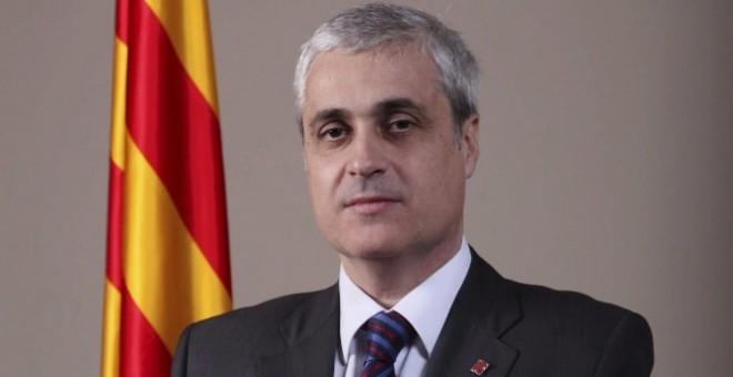 El conseller de Justicia de la Generalitat, Germà Gordó. EFE