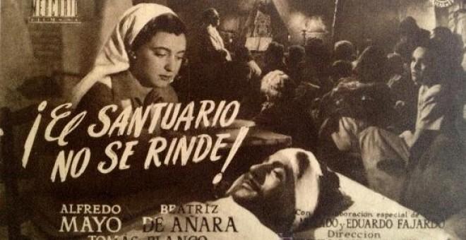 Imagen de la película '¡El Santuario no se rinde!'