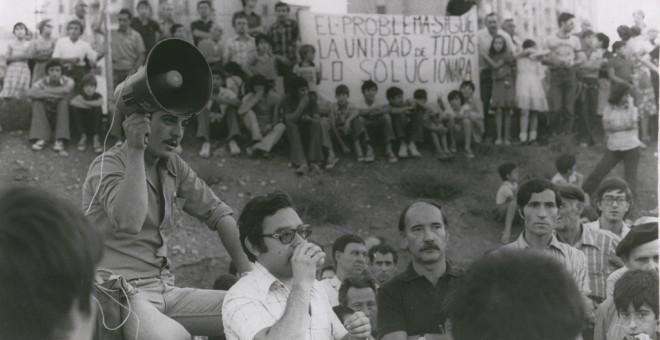 El movimiento vecinal, como ocurrió con el caso de La Industrial Química de Zaragoza, animó al obrero a integrar las reivindicaciones ambientales.