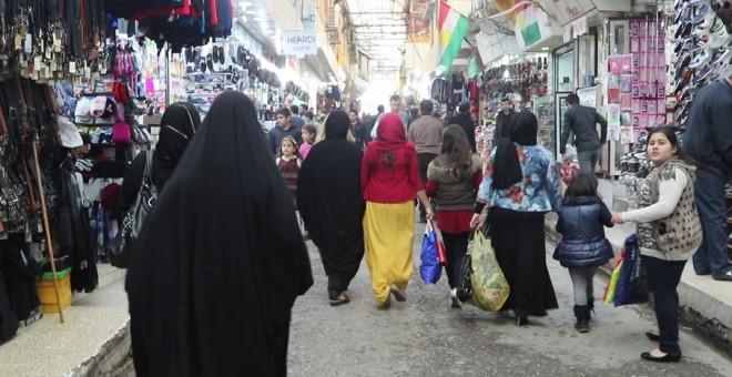 Bazar de Duhok. FERRAN BARBER