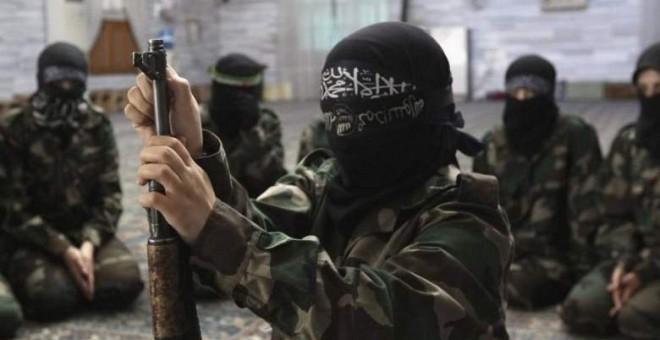 Los salafíes más radicales han empujado a cientos de jóvenes kurdos a unirse a ISIS. REUTERS