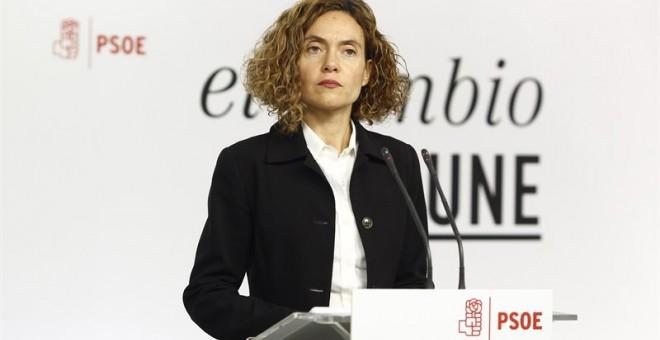 Batet cree que Otegui puede ser candidato a lehendakari porque ha cumplido sus obligaciones jurídicas. EUROPA PRESS