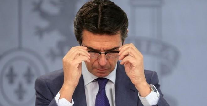 El exministro de Industria, José Manuel Soria, en una imagen de archivo. REUTERS