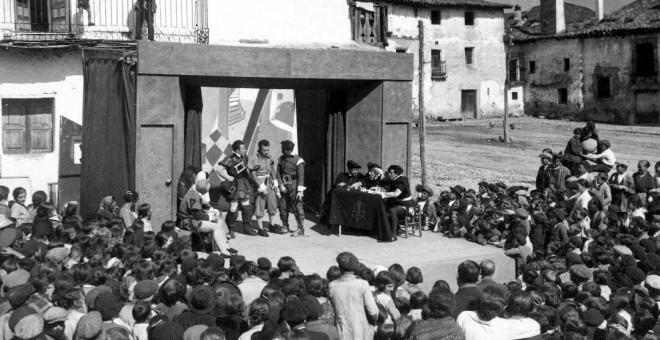 Las misiones pedagógicas llegaron a más e 1.200 pueblos de toda la geografía del Estado